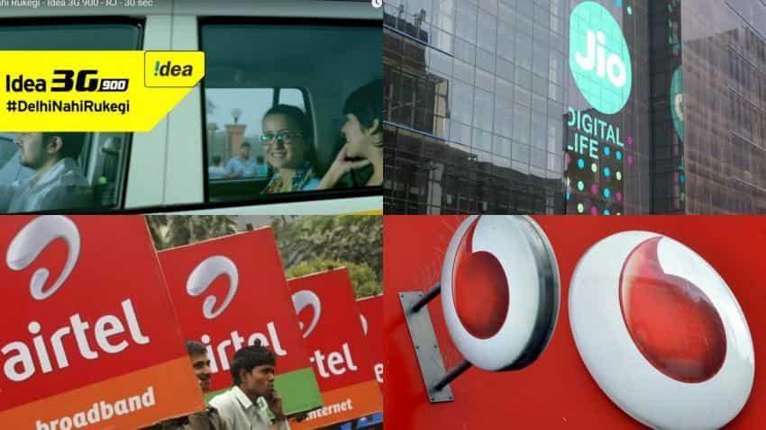 Vodafone-Idea to displace Airtel as India's biggest telecom company