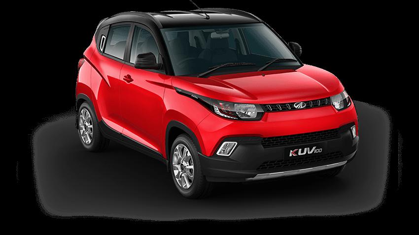 Mahindra launches dual colour tone KUV100 to mark its 1st anniversary