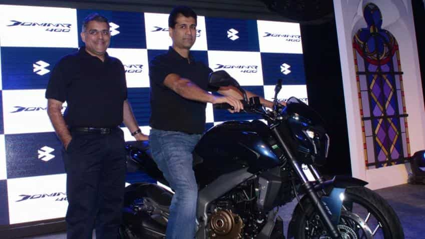 Bajaj Auto's net profit declines 5.5%; shares surge on better than expected results