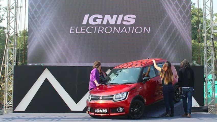 Maruti Suzuki's domestic vehicles sales rises 26% in January