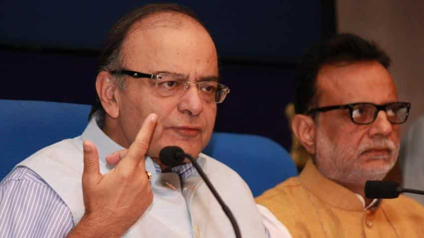 Listing of IRCTC will be a big-ticket item: FM Jaitley