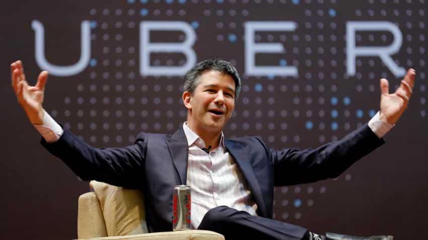 Uber CEO leaves Trump advisory council