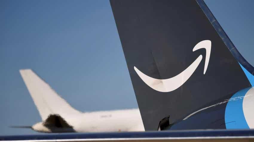Amazon's fourth quarter income spirals four-fold to $487 million