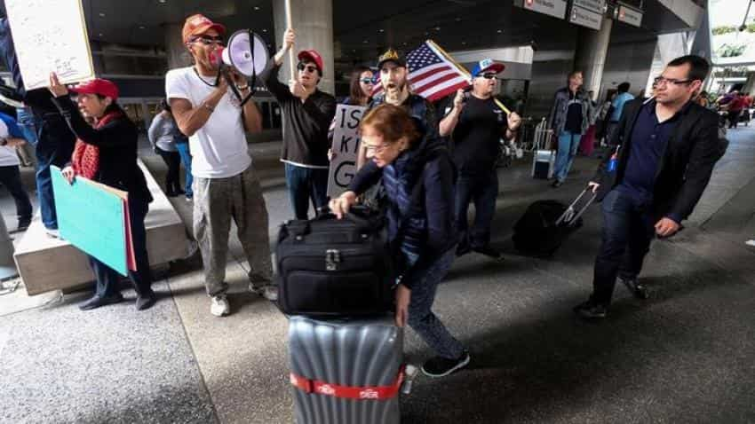 Trump: U.S. will win appeal of judge's travel ban order
