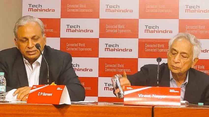 Tech Mahindra halts appraisal cycle for senior-level employees