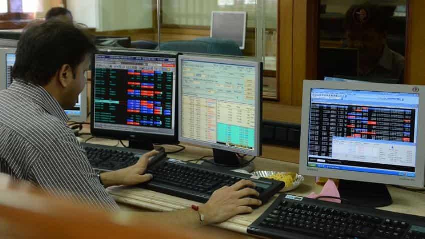 Sensex, Nifty drop marginally; ITC, Tata Steel in focus