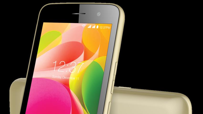 Intex Technologies launches two new smartphones Aqua 4.0 4G, Aqua Crystal