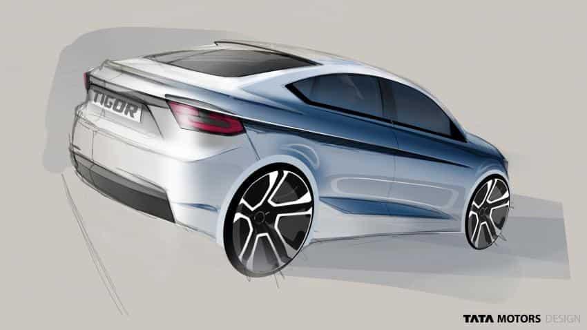 Tata Motors renames Kite 5 concept car to Tata Tigor; ready for commercial launch soon