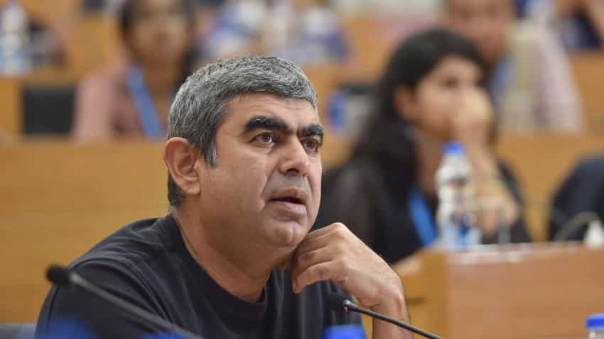 Don't be distracted by gossip about Infosys, says CEO Vishal Sikka to employees