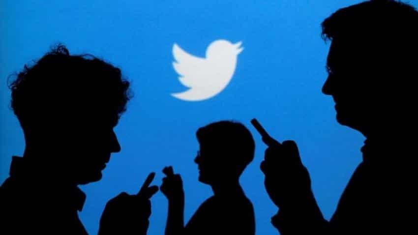 Twitter reports slowest quarterly revenue growth, shares slump