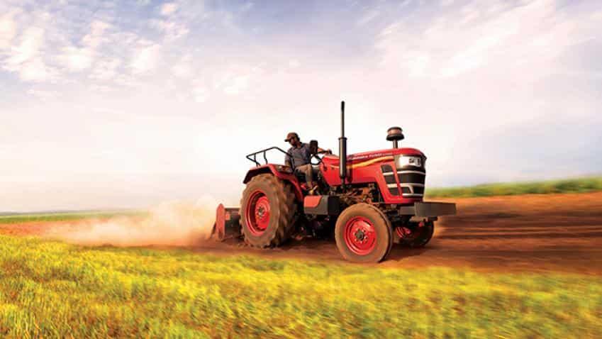 Demonetisation hits Mahindra & Mahindra Q3 sales; net profit up 33%