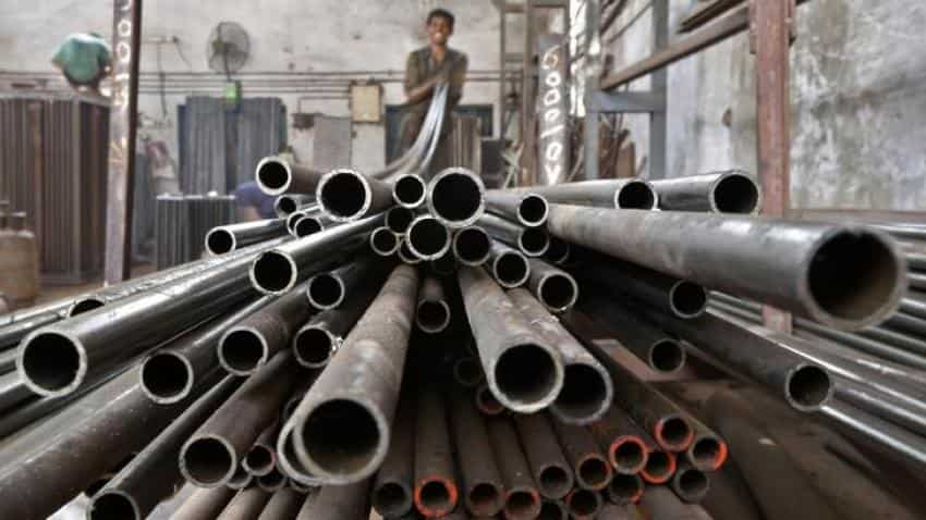 'Government's extension of anti-dumping duties is likely to be credit positive for Indian steel industry'