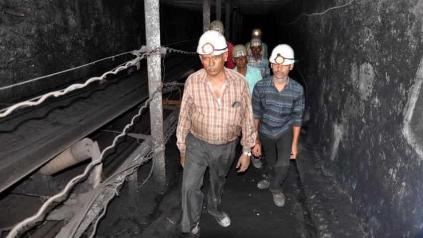 Q3FY17: Coal India's net profit down 20% at Rs 2,884 crore