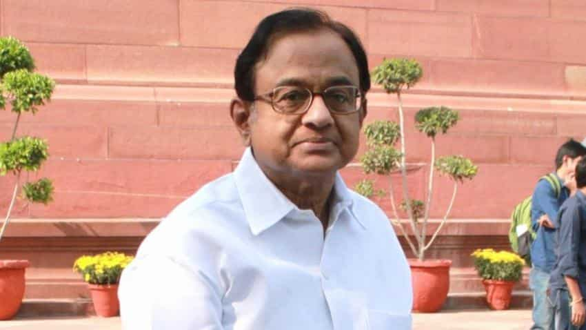 People funding must to ensure party-based democracy: Chidambaram