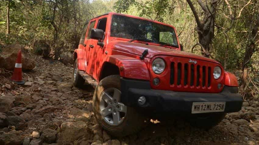 Fiat Chrysler launches petrol variant of Jeep Wrangler Unlimited at Rs 56 lakh