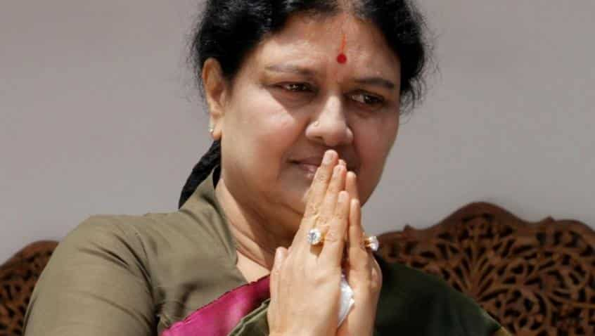 Disproportionate asset case: SC convicts Sasikala to four years imprisonment