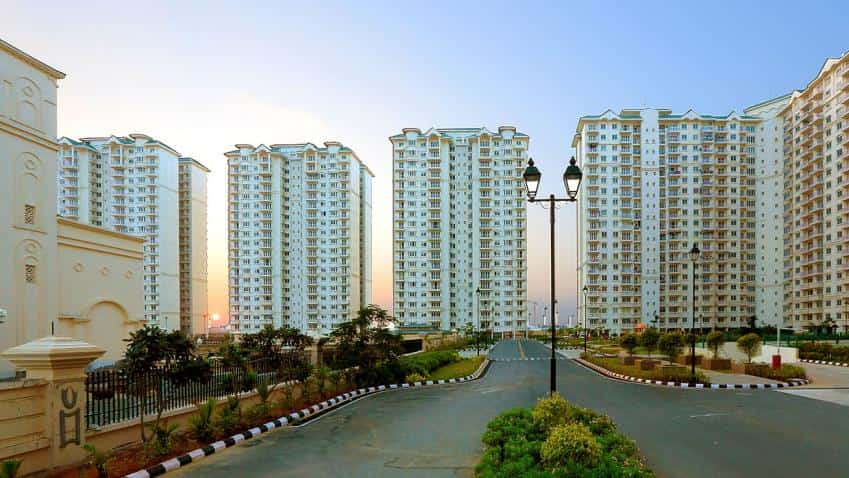 DLF's Q3 net profit declines by 46% to Rs 98.14 crore