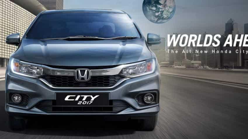 Honda Cars India Launches New Honda City 2017 Automobile News