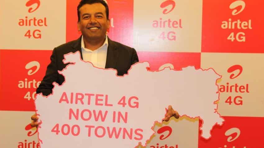 Airtel expands 4G network to Maharashtra, Goa