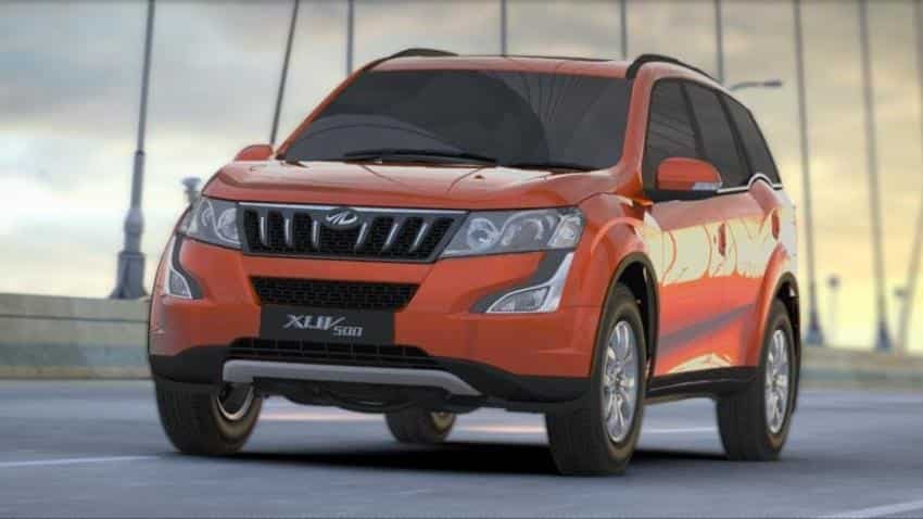 Mahindra plans to launch petrol XUV500 in Q1 FY18