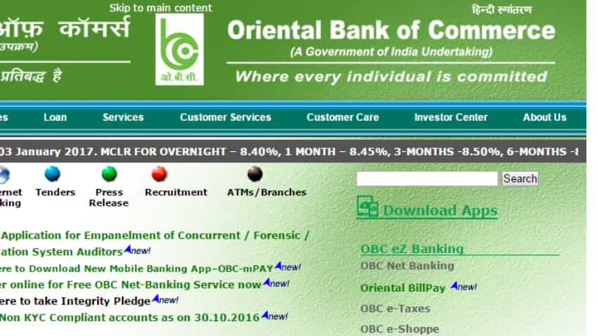 Oriental Bank business figure crosses Rs 3.59 lakh crore: Official