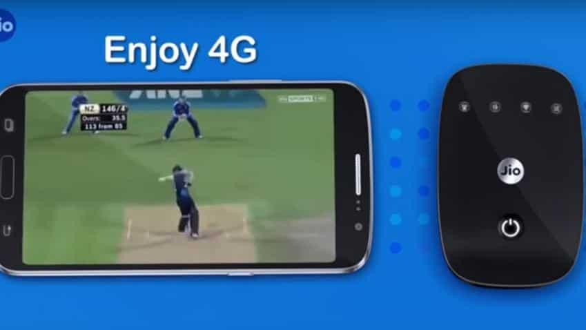 Reliance Jio pushes for higher user adoption through JioFi 4G hotspots