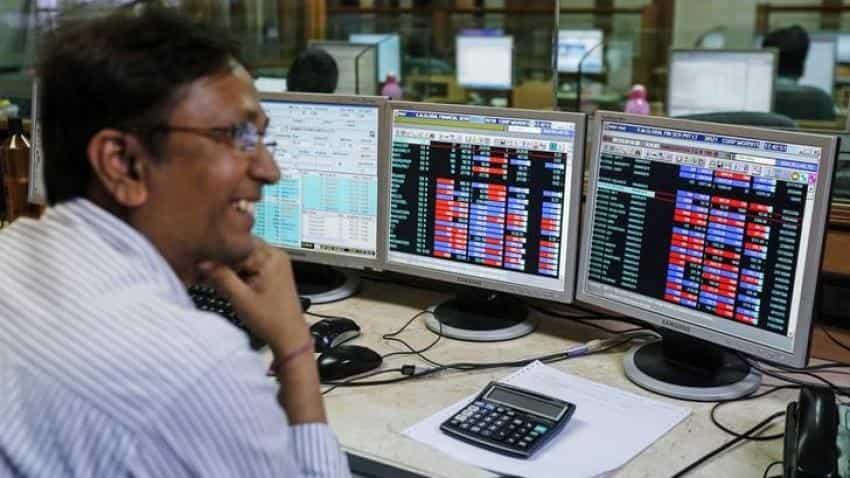 Sensex, Nifty open in green; Bharti Airtel up 10% on Telenor merger plan