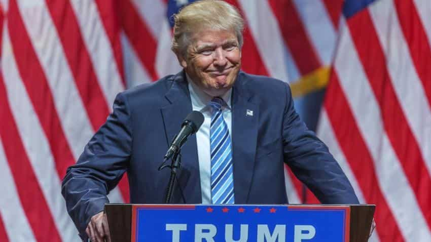 Trump signs order aimed at removing 'job-killing regulations'
