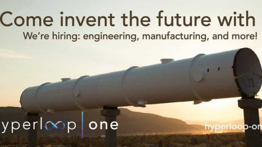 Hyperloop Transportation in talks with 5 states for high-speed travel network