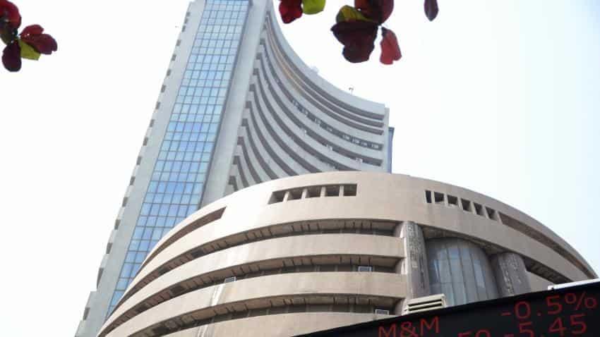 Sensex, Nifty open flat; Reliance Industries up 4%