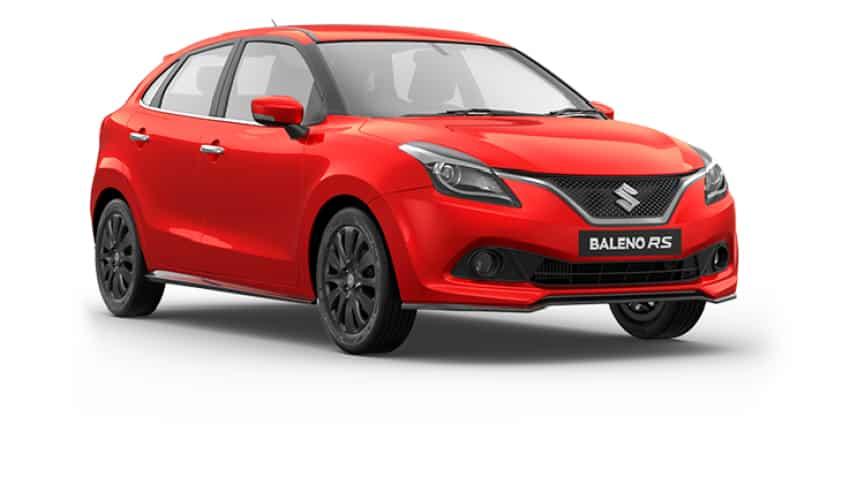 Maruti Suzuki opens up online booking for Baleno RS