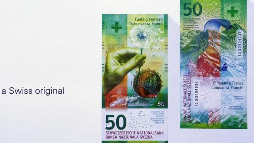 Cash no longer king? Swiss National Bank begs to differ