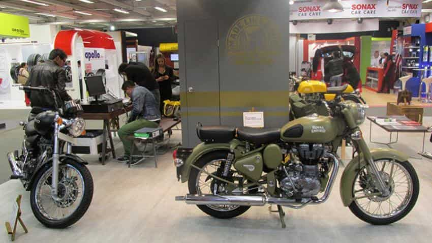 Royal Enfield sales increase by 19% to 58,439 units in February