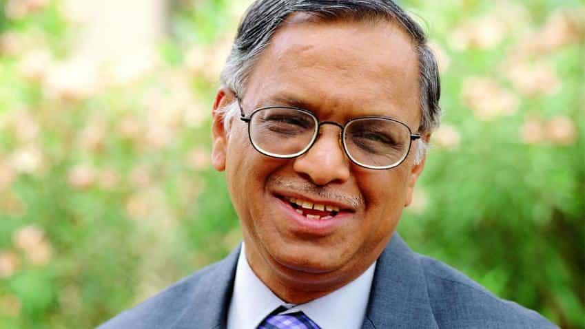 Narayana Murthy wins 'Global Innovation' award