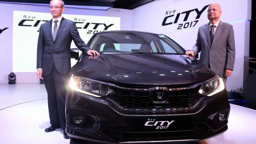 New Honda City sales pushes Honda Cars domestic sales by 9.4% in February