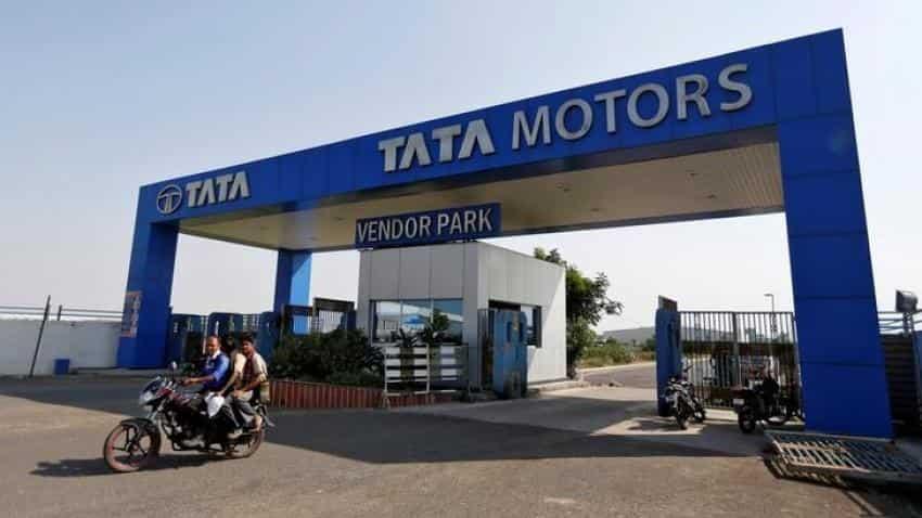 Tata Motors' February sales rise 2% to 47,573 units