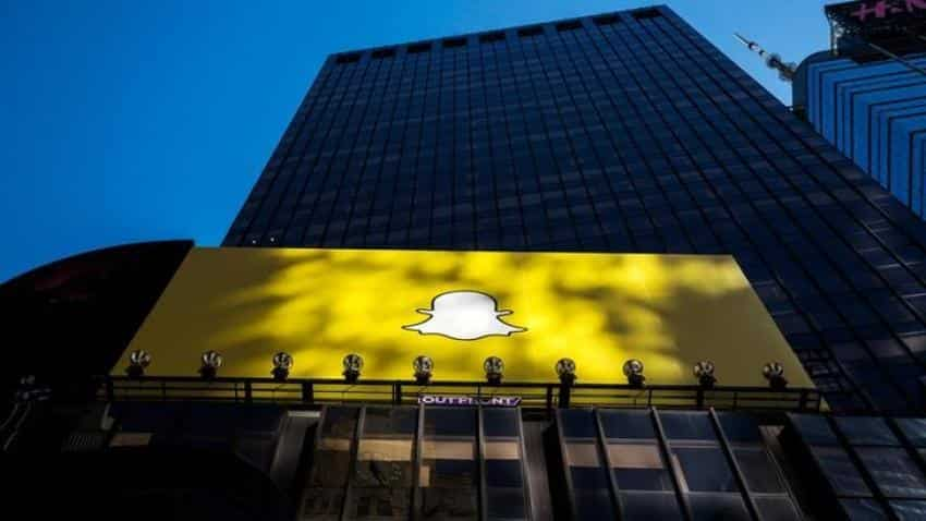 Snapchat owner Snap raises $3.4 billion in IPO -source