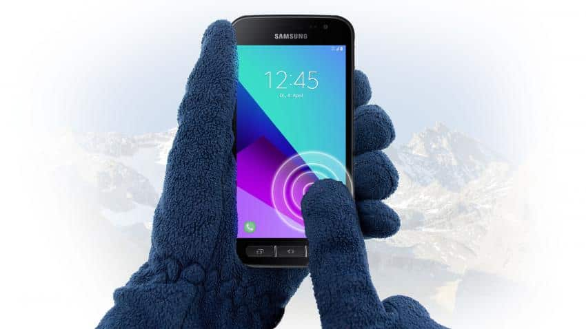 Samsung launches military grade Galaxy Xcover 4
