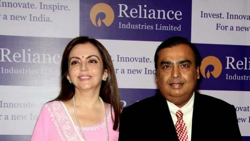 Reliance Industries up 5% as promoters restructure shareholding