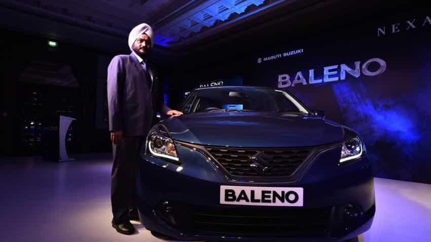 Maruti Suzuki prices Baleno RS at Rs 8.69 lakh