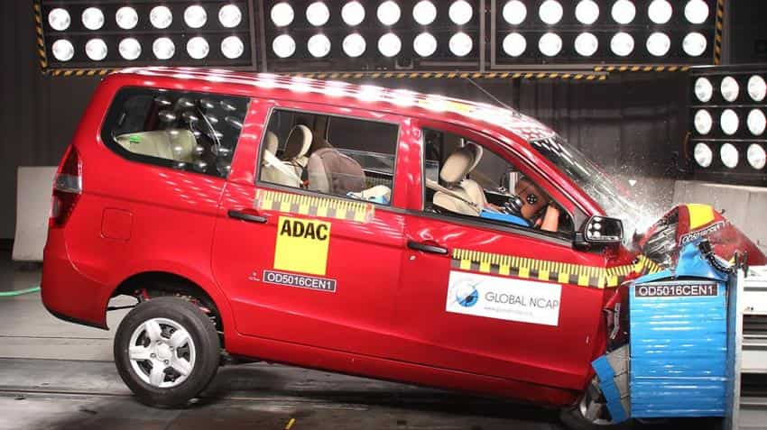 There is nothing to 'Enjoy' about a zero star safety score for Chevrolet, says Global NCAP