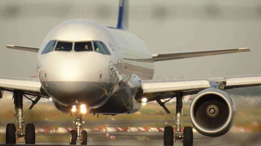 Aviation stocks fly high as Delhi govt cuts ATF tax to 1%