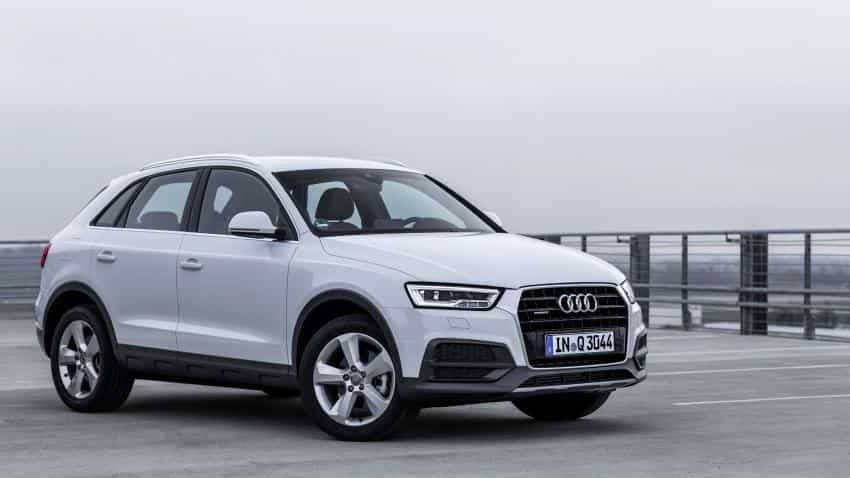 Audi launches the new Audi Q3 priced at Rs 34.2 lakh onwards