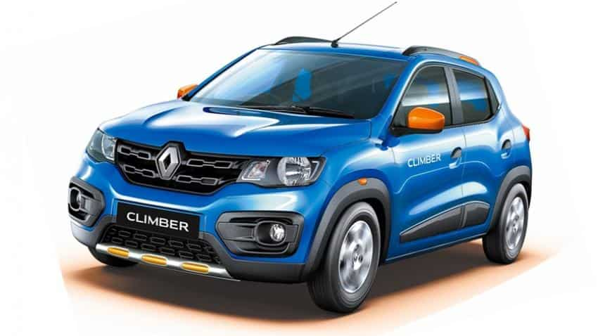 Renault launches new Kwid Climber priced at Rs 4.3 lakh onwards