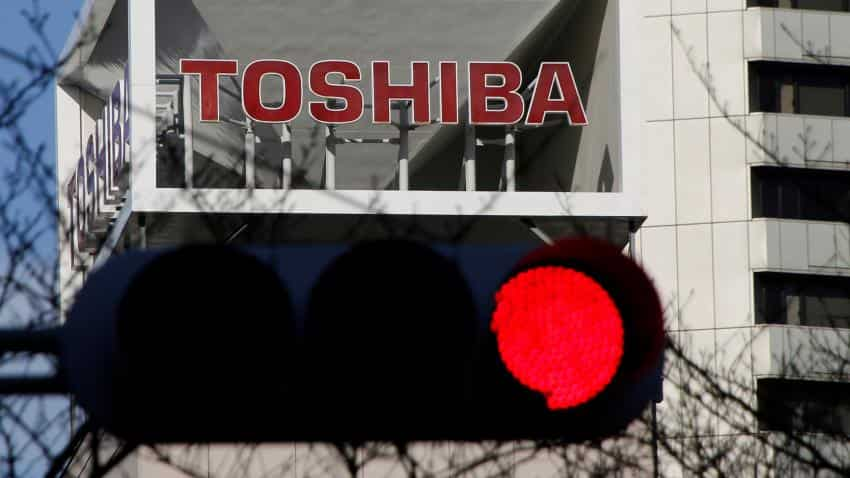 Toshiba shares dive after second earnings extension sought