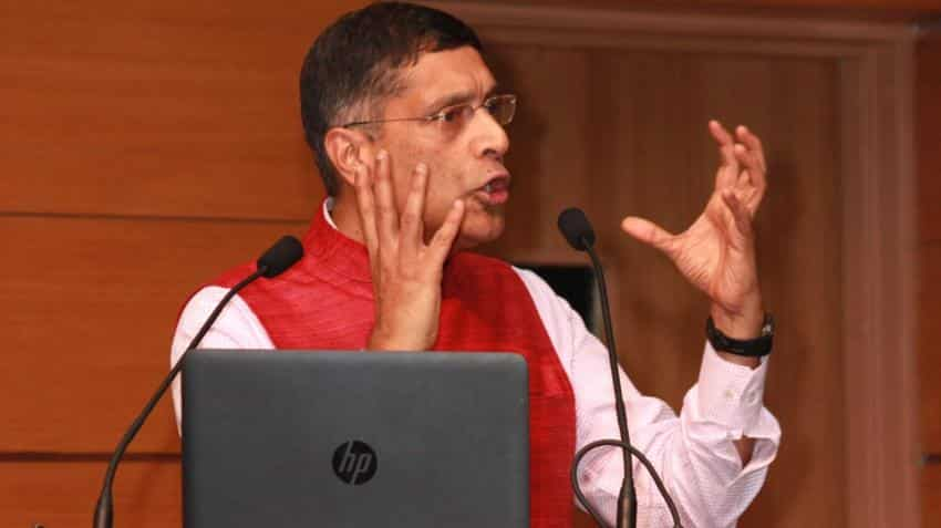 Govt must bail out troubled big borrowers at time: CEA Subramanian