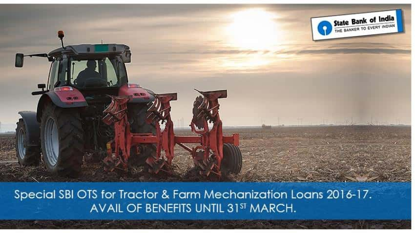 SBI launches one-time settlement for agriculture loans