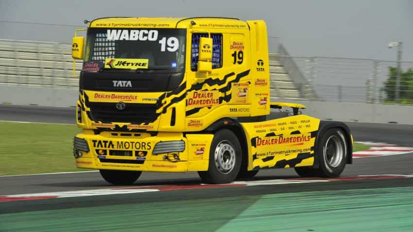 Tata Motors introduces most powerful truck built in India in T1 Prima Racing