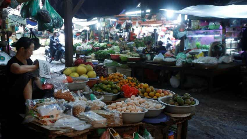 Consumer Price Inflation rises first time in seven months, at 3.65% in February