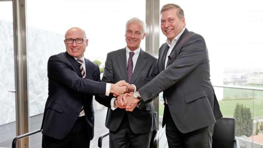 Tata Motors agreement with Volkswagen is credit positive: Moody's